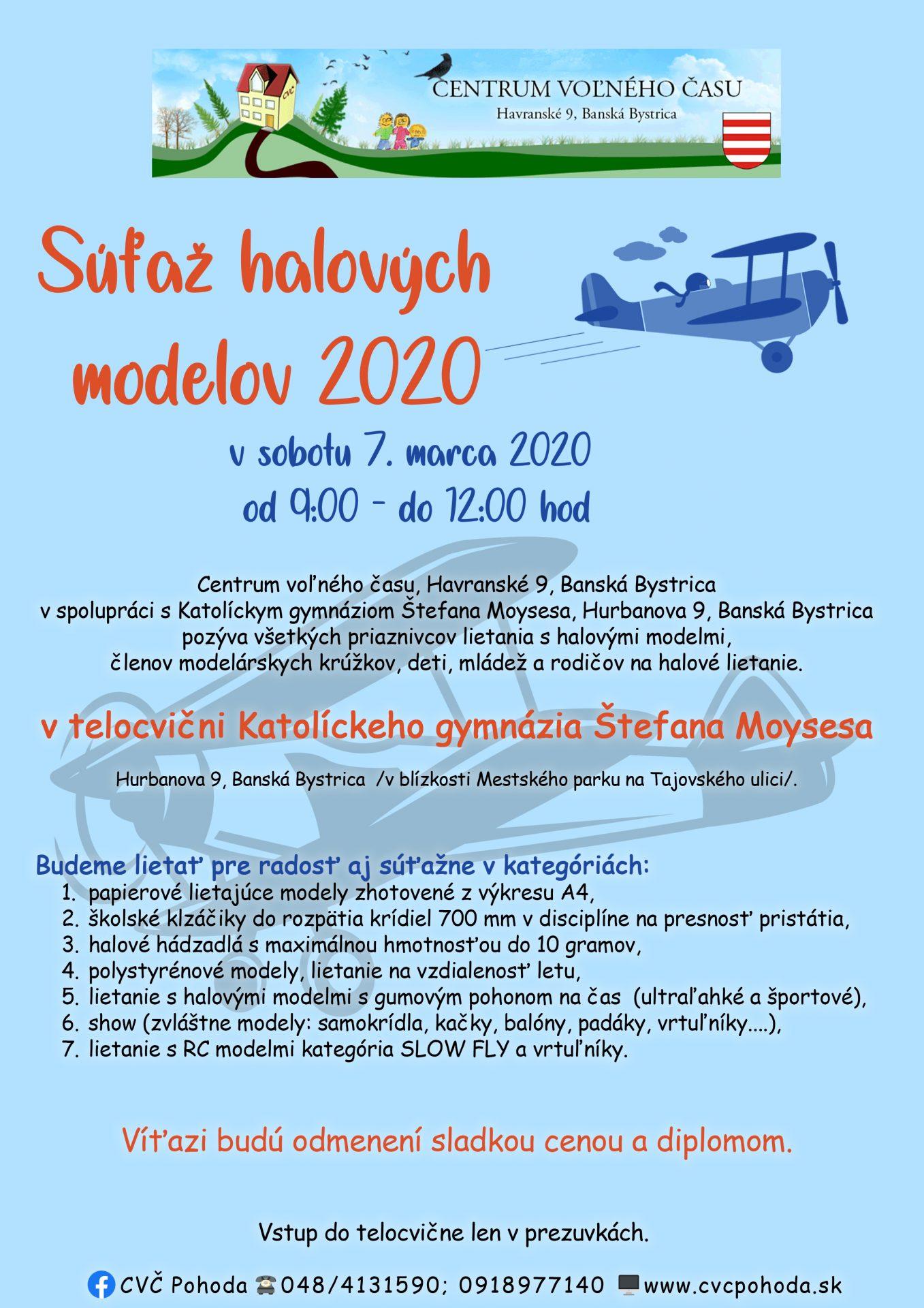plagat modely 2020